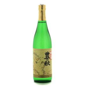 米田酒造特別純米 豊の秋「雀と稲穂 」720ml【RCP】