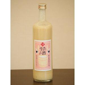 【ノンアルコール】 奥出雲酒造 甘酒 プレーン 720ml【米麹 砂糖不使用】【RCP】
