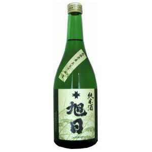 燗がオススメの気軽に楽しめる島根県産五百万石使用の純米酒!穏かな味わいの純米酒!旭日酒造...