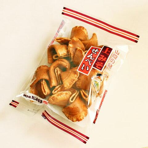 松崎製菓 上みそせんべい(120g)× 5袋