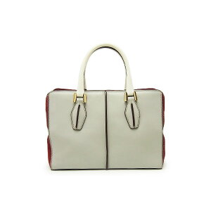 Tods (TOD'S) 2WAY handbag XBWALRA0100TNT370T [used] درجة SA [smtb-m]