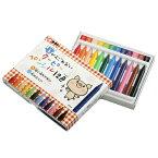 【メール便可】 サクラクレパス 手がよごれないクーピーペンシル12色 手が汚れない油性色鉛筆/小学校用/学童用/子供用/図工/入学・新学期準備/12色セット