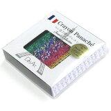 《メール便4点までは可》ベステックDesArt色で遊ぶクレヨンフレンチコレクション5色セット(旧カリスマラインクレヨン/デザート/レインボークレヨン/ドットフラワーズクレヨン/カラーチップ/フランスの色)