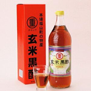 まるしげ玄米黒酢900ml