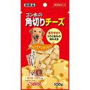 【ZOO】ゴン太 ゴン太の角切りチーズ 100g