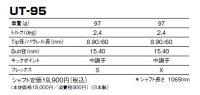 【お取寄せ・カスタム対応】グラファイトデザインTourADUTILITYUT-95【RCP】