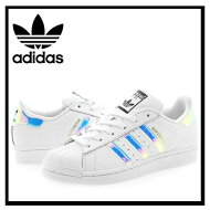 �ڴ�������쥢���ۡڥ�ǥ�������������adidasORIGINALS�ʥ��ǥ�������SUPERSTARJ(�����ѡ�������)��ǥ��������塼�����ˡ�����FTWWHT/FTWWHT/METSIL(�ۥ磻��/�᥿��å�����С�)(AQ6278)