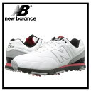 【希少!大人気!】【入手困難】【メンズ ゴルフシューズ】NEW BALANCE (ニューバランス) NBG574 (WHITE/RED) 574 ホワイト/レッド 【幅(D)(2E)(4E)】
