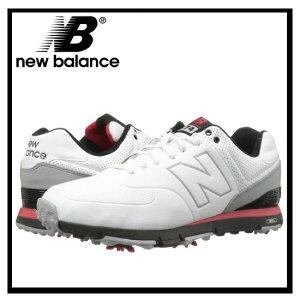 【希少!大人気!】【入手困難】【メンズゴルフシューズ】NEWBALANCE(ニューバランス)NBG574(WHITE/RED)574ホワイト/レッドENDLESSTRIP(エンドレストリップ)