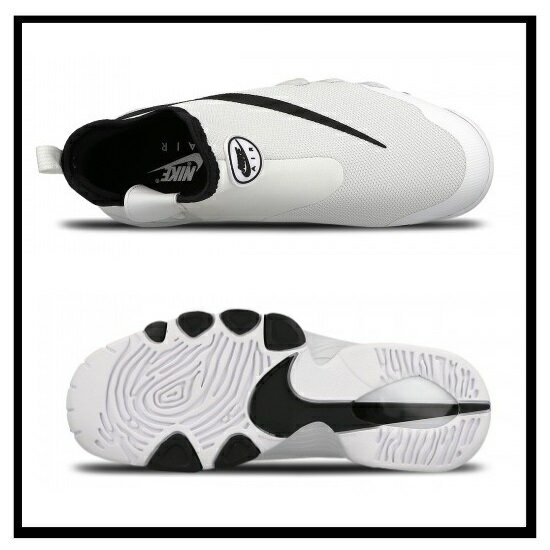 NIKE (ナイキ) BIG SWOOSH (ビッグ スウォッシュ) メンズ スニーカー (WHITE/BLACK-WHITE) ホワイト/ブラック (832759 100)