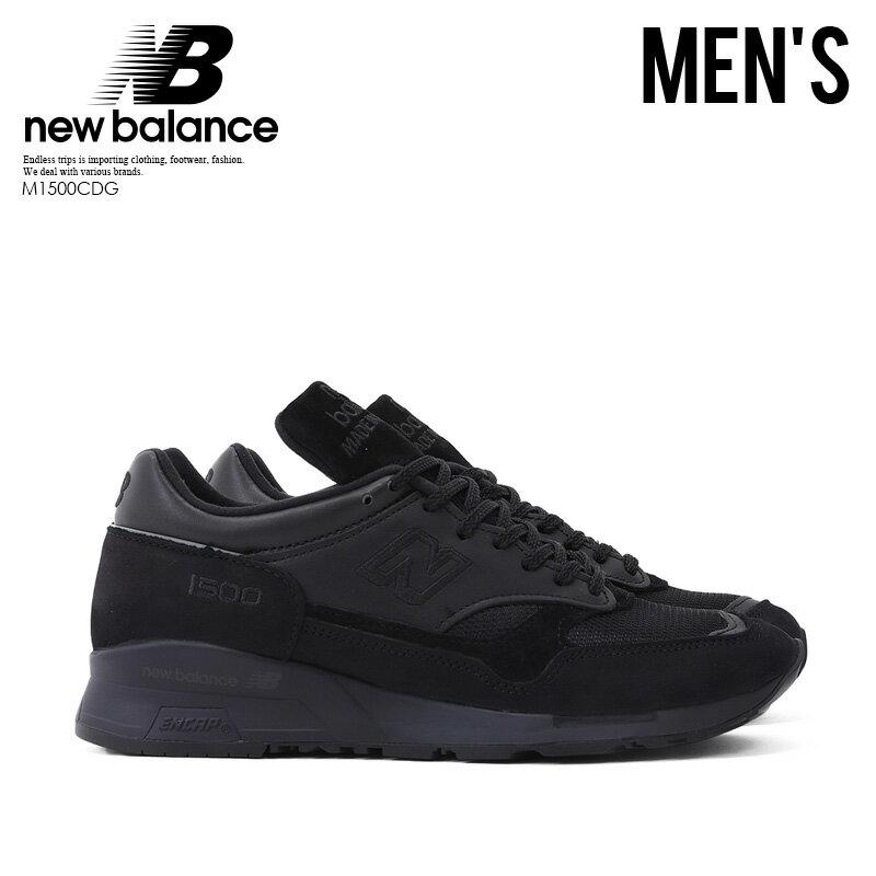 メンズ靴, スニーカー ! ! NEW BALANCE () NEW BALANCEJUNYA WATANABE MAN( ) BLACK () M1500CDG ENDLESS TRIP ENDLESSTRIP