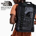 【入手困難! 希少!】 THE NORTH FACE (ノースフェイス) EXPLORE FUSEBOX L (エクスプローラー ヒューズボックス) バックパック リュック 黒 TNF BLACK/TNF BLACK (ブラック) NF0A3KYFKX7 エンドレストリップ