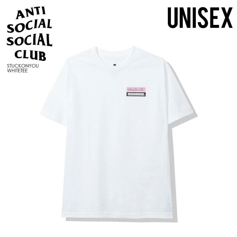 トップス, Tシャツ・カットソー !!ANTI SOCIAL SOCIAL CLUB () NEIGHBORHOOD STUCK ON YOU WHITE TEE ( T) T WHITE() 6ss