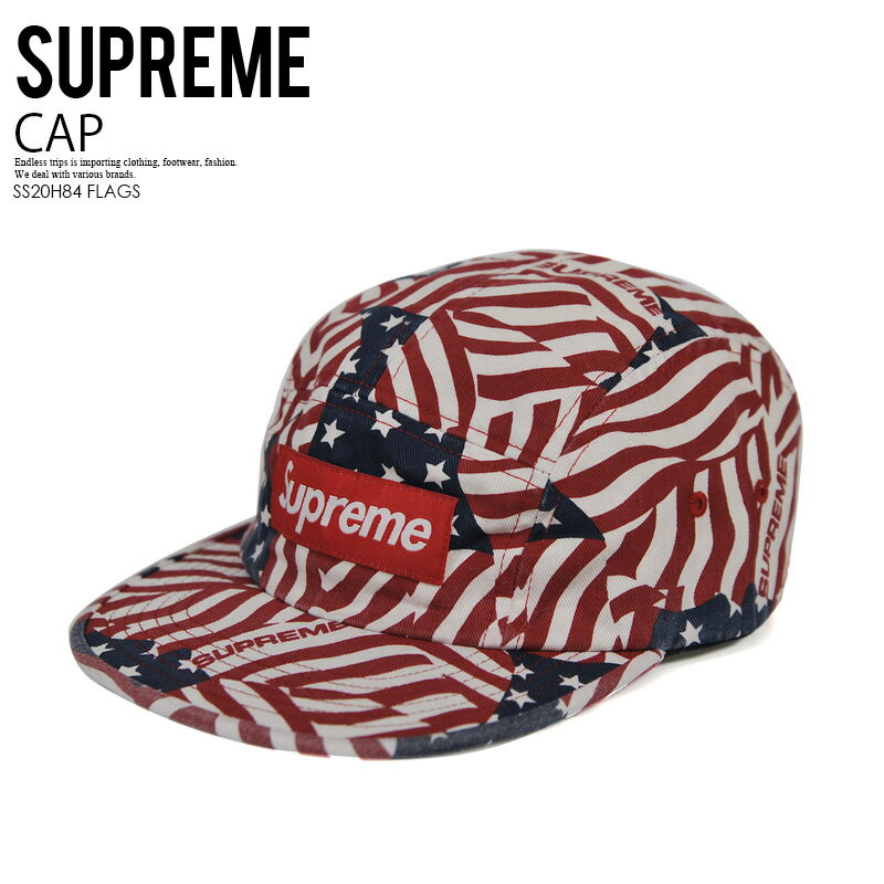 メンズ帽子, キャップ !! Supreme () WASHED CHINO TWILL CAMP CAP ( ) FLAGS () SS20H84 FLAGS dpd