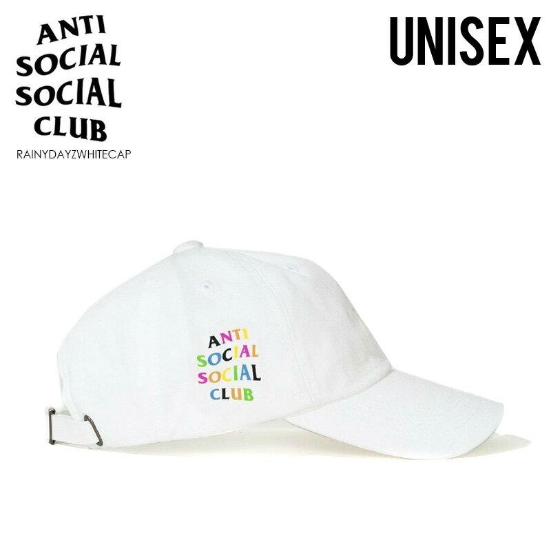 メンズ帽子, キャップ ! !ANTI SOCIAL SOCIAL CLUB () RAINY DAYZ WHITE CAP ( ) WHITE () RAINYDAYZWHITECAP