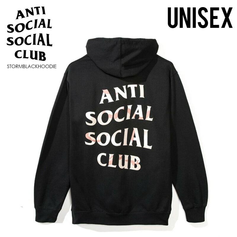 トップス, パーカー !!ANTI SOCIAL SOCIAL CLUB () STORM BLACK HOODIE ( ) DESERT CAMO () STORMBLACKHOODIE