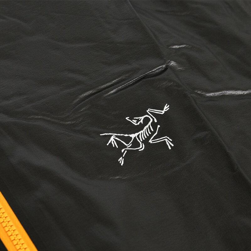 【希少!大人気!メンズジャケット】ARC'TERYX(アークテリクス)NORVANSLHOODYMEN'S(ノーバンSLフーディー)登山アウトドアレインウエア23429BLACK/PHOTON(ブラック/フォトン)アスレジャースポーツミックスENDLESSTRIPENDLESSTRIPエンドレストリップ