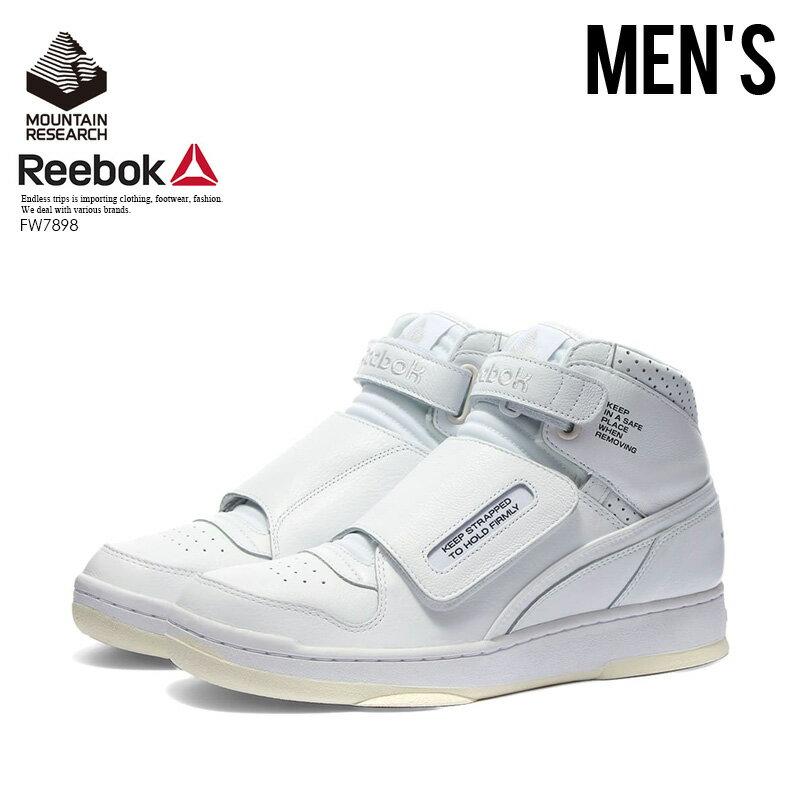 メンズ靴, スニーカー ! ! ReebokMOUNTAIN RESEARCHCLASSIC ALIEN STOMPER MR ( MR) WHITEBLACKPORCELAIN () FW7898 ENDLESS TRIP ENDLESSTRIP