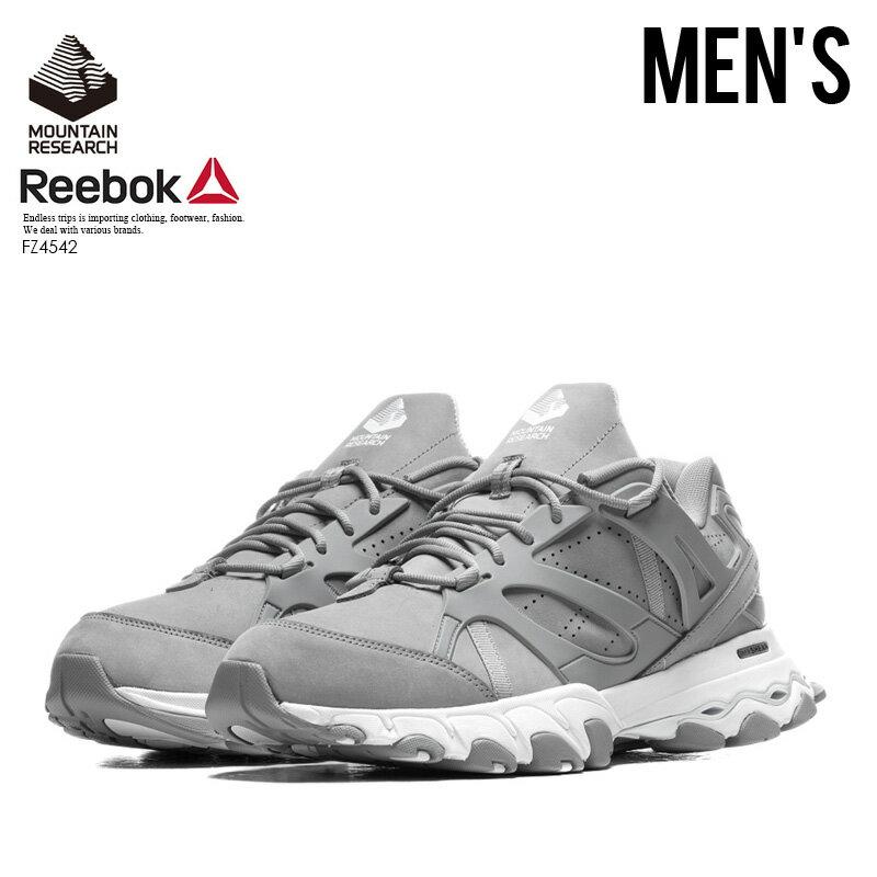 メンズ靴, スニーカー ! ! ReebokMOUNTAIN RESEARCHDMX TRAIL SHADOW (DMX ) PUGRY4WHITEBLACK () FZ4542 ENDLESS TRIP ENDLESSTRIP