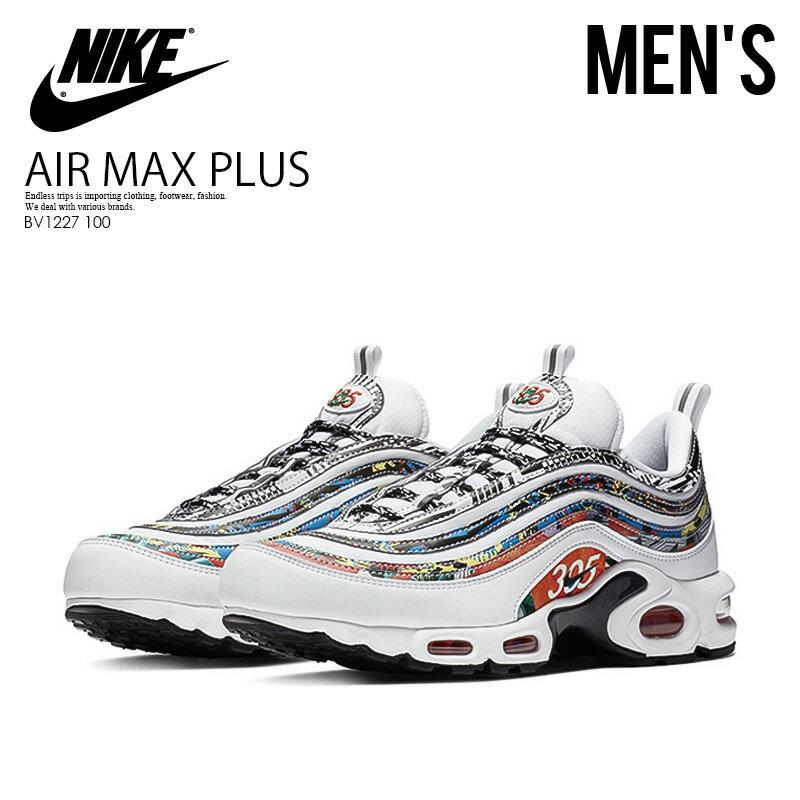 メンズ靴, スニーカー ! ! NIKEAIR MAX PLUS 97 CITY PRIDE MIAMI ( 97 ) WHITEBLACK-HABANERO RED ( ) BV1227 100 ENDLESS TRIP ENDLESSTRIP