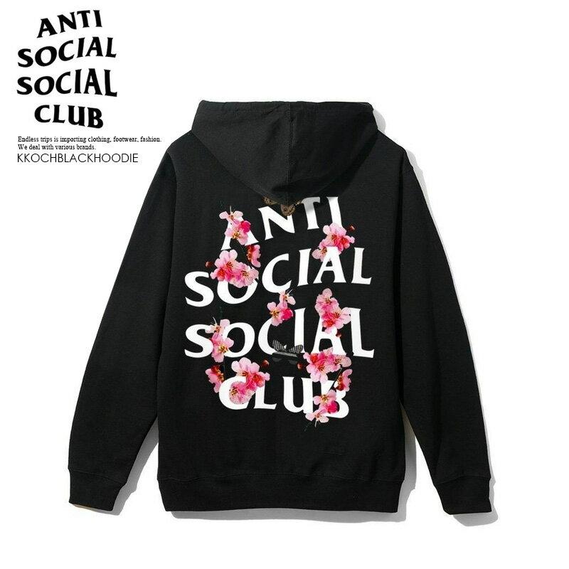 トップス, パーカー !!ANTI SOCIAL SOCIAL CLUB () KKOCH BLACK HOODY BLACK KKOCHBLACKHOODIE dpd