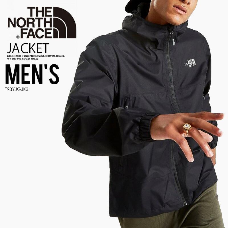 メンズファッション, コート・ジャケット !! THE NORTH FACE () WATERPROOF JACKET ( ) NEW TAUPE BLACK () T93YJGJK3