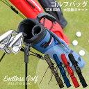 セルフスタンド クラブケース スタンド10本収納 大容量ポケット メンズ レディースゴルフ セルフスタンドバッグ スタンド式 クラブバッグ スタンドバッグ ゴルフバッグ ゴルフケース ENDLESS GOLF egsb100【送料無料/1年保証】・・・