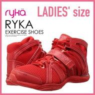 【希少!大人気!レディースサイズ】RYKA(ライカ)TENACITY(テナシティ)ウィメンズスニーカーエクササイズRED(レッド)C8149M6600ENDLESSTRIP(エンドレストリップ)