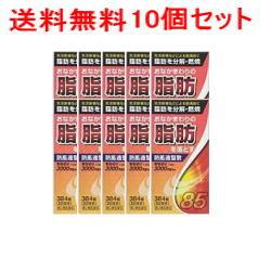 2%OFFクーポン 5/161:59  第2類医薬品  あす楽対応    お得な10個セット  お腹の脂肪が気になる方に 北日本