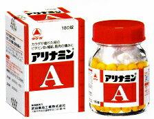 第3類医薬品 アリナミンA180錠 第3類医薬品 錠剤