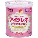 【アイクレオ】0ヶ月から バランスミルク 320g【P25Apr15】