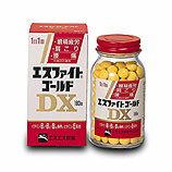【第3類医薬品】エスエス製薬 エスファイトゴールドDX 180錠  錠剤