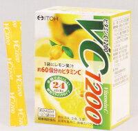 Vitamin C 1200 48 g (2 g x 24 bags) fs3gm