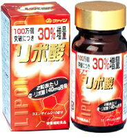 Fine alpha - lipoic acid (alpha lipoic acid) 33.5 g (430 mg × 78 grain)