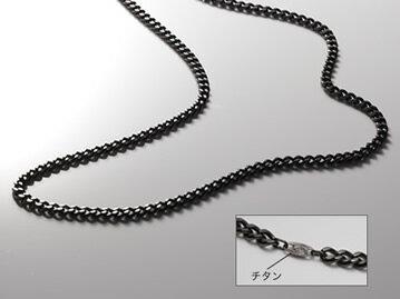 파이 텐 티타늄 체인 목걸이 (크기: 65 ㎝ 죔 없음) ※ 주문 상품 fs3gm
