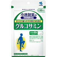 Kobayashi pharmaceutical co., Ltd. nutrition supplementary food Glucosamine 180 grit ( approximately 30 min )