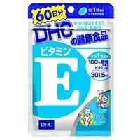 DHC health food vitamin E 60 days-60 tablets fs3gm.