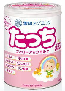 粉ミルク たっち大缶830g 【雪印メグミルク】