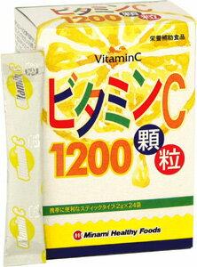 Vitamin C1200 granules 2 g x 24 bags * ordered goods fs3gm
