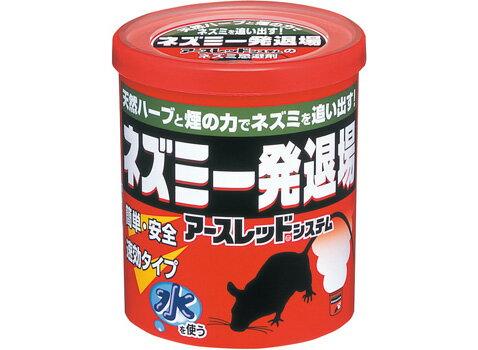 【アース製薬】ネズミ一発退場 (くん煙タイプ) 10g【P25Apr15】