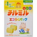 【森永】フォローアップミルク チルミル詰め替え用400g×2