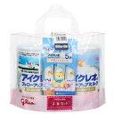 【アイクレオ】9ヶ月から アイクレオのフォローアップミルク 820g×2缶セット(スティックタイプ13.6g×5本付)