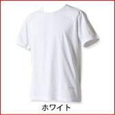 【お取り寄商品】【phiten】ファイテン RAKUシャツ TCリバー 半袖 【ホワイト】【L】1着【P25Jan15】