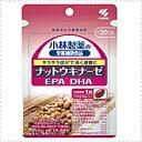 小林製薬の栄養補助食品ナットウキナーゼDHAEPA30粒(約30日分)【納豆キナーゼ】【b_2sp0601】【P25Jan15】
