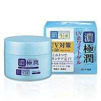 【ロート製薬】肌研(ハダラボ) 極潤 UVホワイトゲル 90g