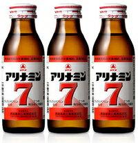 【武田薬品】 アリナミン7 100ml×3本 【指定医薬部外品】【P25Jan15】