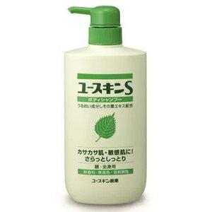 【ユースキン製薬】ユースキンS ボディシャンプー 500mlユースキンs ボディソープ シャンプー