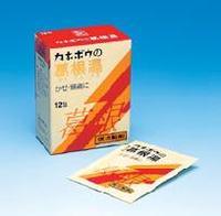 【第2類医薬品】クラシエ 【カネボウ】 葛根湯(かっこんとう)エキス顆粒S 12包【P25Jan15】