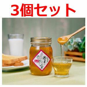 【有限会社ハニー松本】会津産はちみつ栃の木の蜜200g【3個セット】