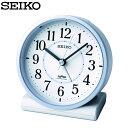 セイコー 電波目覚まし時計 KR328L SEIKO【TC】【HD】電波時計 時計 電波 置き時計 置時計 アラーム 卓上